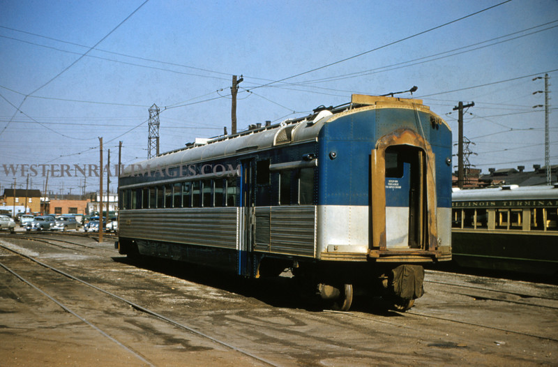 ITS 154 - Mar 9 1956 - car 300 in Granite City ILL