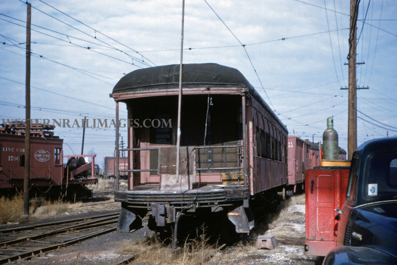 ITS 44 - Jan 2 1955 - work car 081 formerly sleeper No 514 'The Lincoln