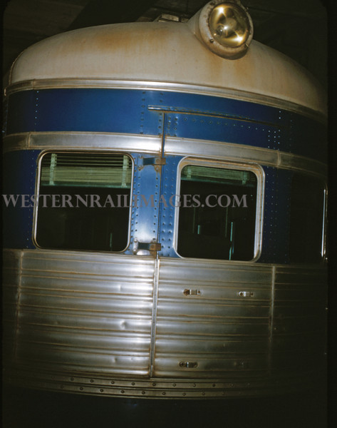 ITS 23 - Oct 24 1954 - Louis Joliet car 350 at terminal St Louis MO