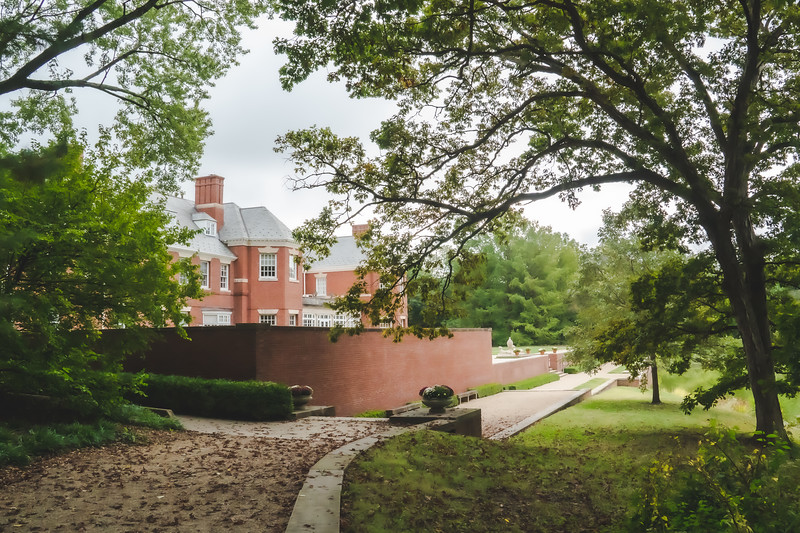 Allerton Park and Retreat Center in Monticello Illinois