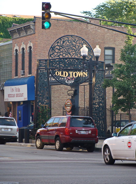 Old Town Entrance