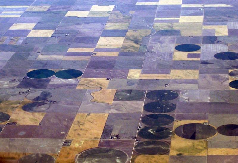 Midwestern Farm Geometry
