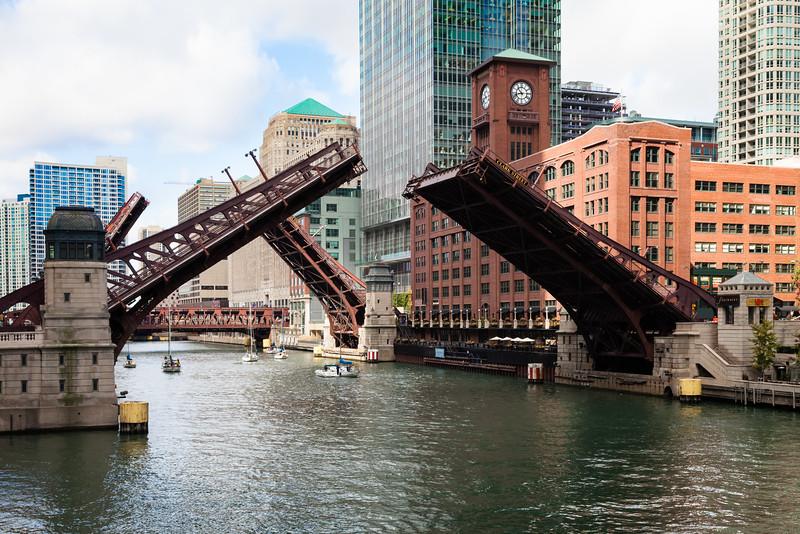 Raise the Bridges!