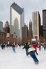Millenium Park Skaters
