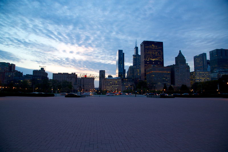 City View from Grant Park