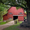 KC 009<br /> <br /> The wagon shed at Kline Creek Farm Forest Preserve, DuPage County, Illinois.
