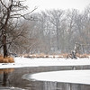 McDGrv 002<br /> <br /> Winter on the West Branch DuPage River.  McDowell Grove Forest Preserve, DuPage County, Illinois.