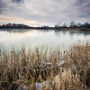 SBS 001<br /> <br /> A winter sunset over Songbird Lake at Songbird Slough Forest Preserve, DuPage County, Illinois.
