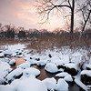 WrvGrv 002<br /> <br /> Winter along the West Branch DuPage River at Warrenville Grove Forest Preserve, DuPage County, Illinois.