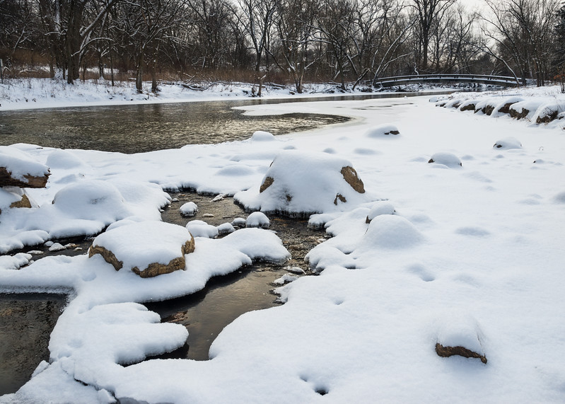 WrvGrv 010<br /> <br /> Winter at Warrenville Grove Forest Preserve, DuPage County, Illinois.