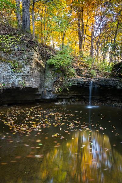 Hidden Fall Autumn 2