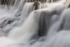 Closeup of the flow of water over the Salt Creek dam near Graue Mill. Oak Brook, IL<br /> <br /> IL-111015-0007