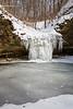 Hidden Waterfall Winter