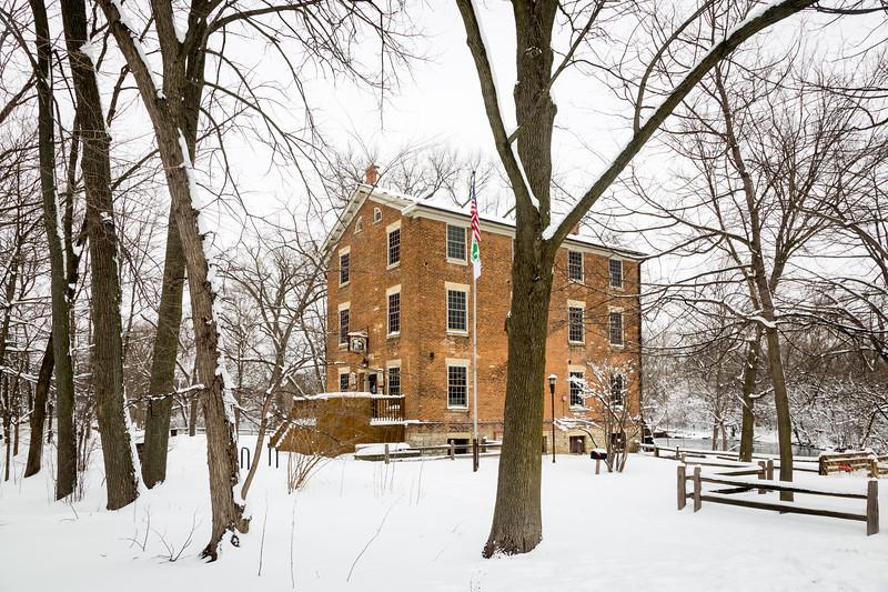 Graue Mill Winter I