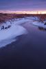 Springbrook Creek winter scene. Naperville, IL<br /> <br /> IL-100109-0181