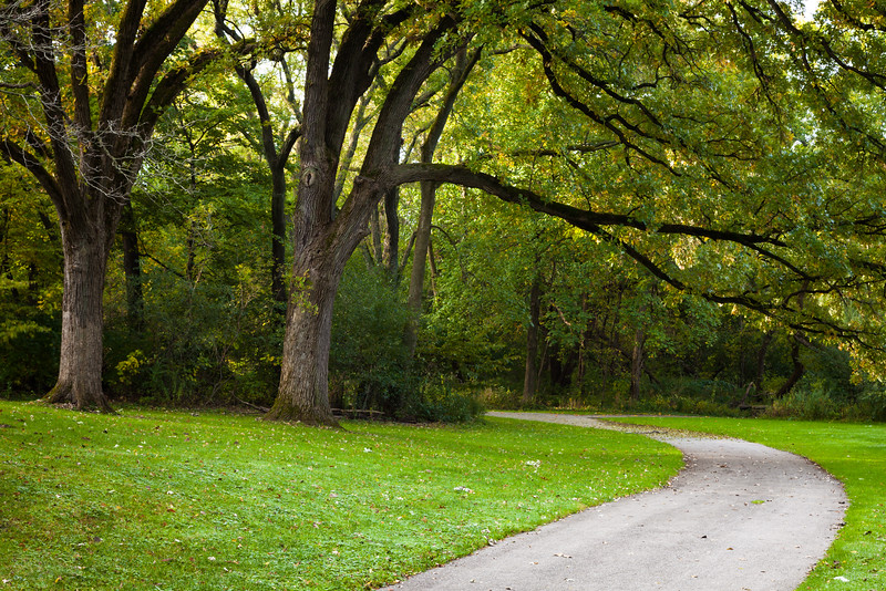 Warrenville Grove trail. Warrenville, IL<br /> <br /> IL-091011-0078