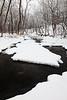 Sawmill Creek winter scene. Darien, IL<br /> <br /> IL-100222-0061