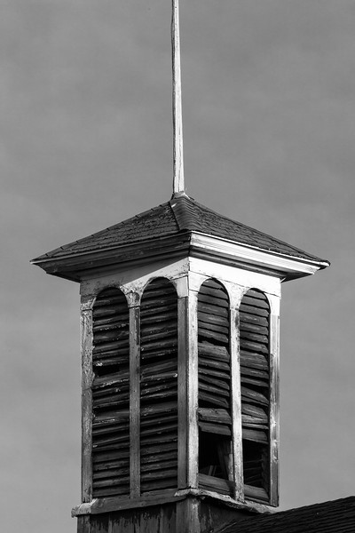 Detail of the Greene Valley barn. Naperville, IL<br /> <br /> IL-090920-0011-BW