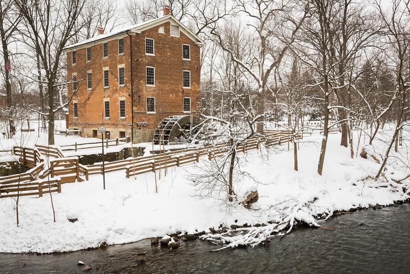 Graue Mill Winter III