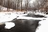 Sawmill Creek winter scene. Darien, IL<br /> <br /> IL-100222-0018