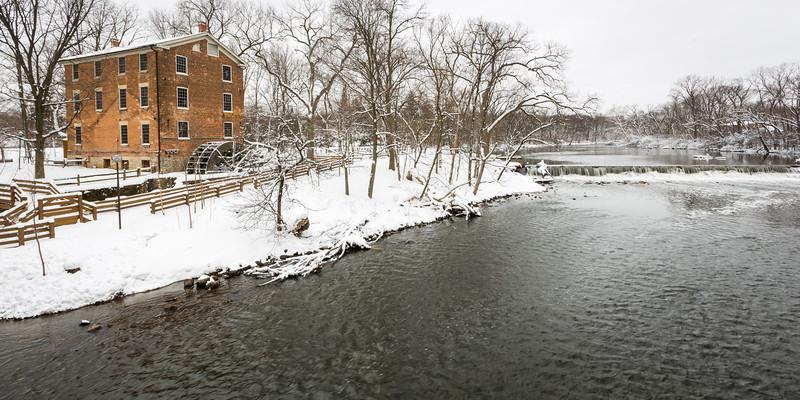 Graue Mill Winter II