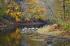 Autumn River Bend