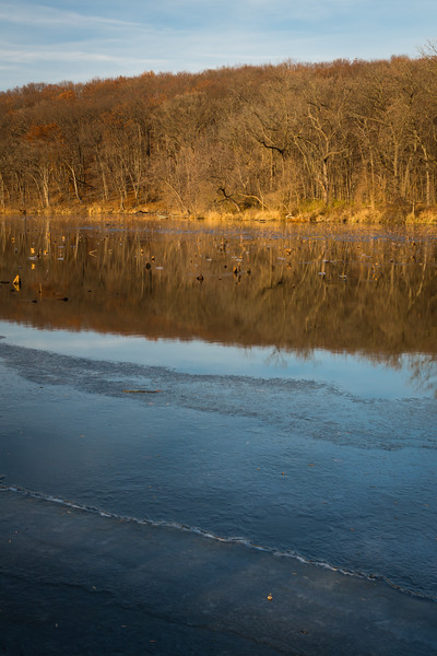 Canal Ice