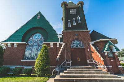 Jasper County Illinois Churches
