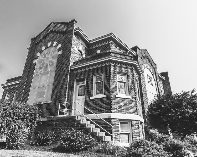 First United Presbyterian Church in Bridgeport Illinois