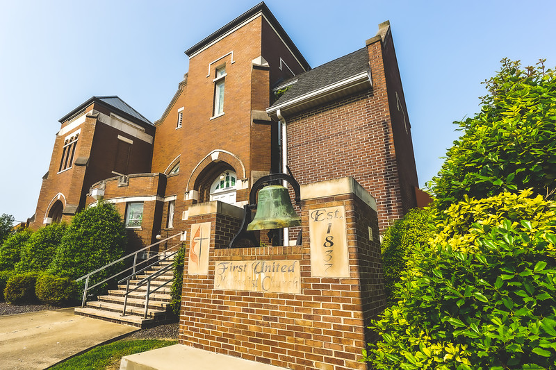 First United Methodist Church in Lawrenceville Illinois