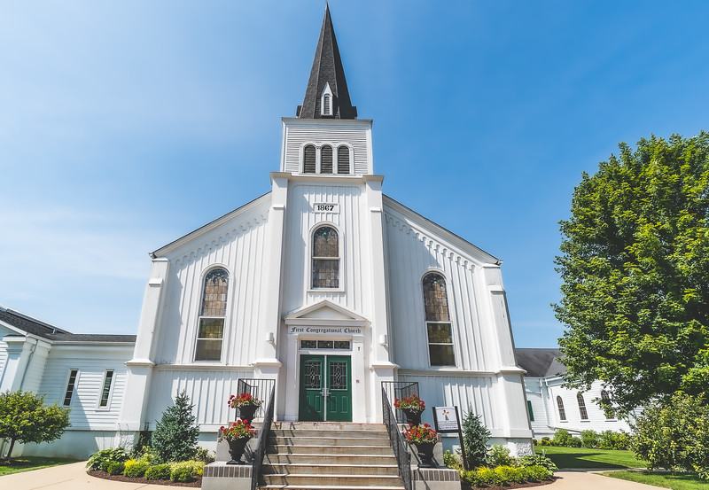 First Congregational Church of Crystal Lake in Crystal Lake Illinois