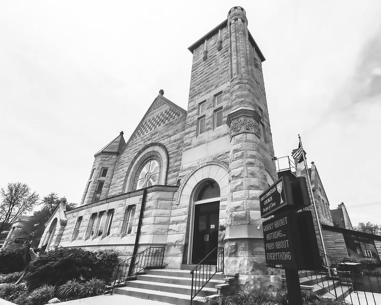 First Christian Church in Paris Illinois