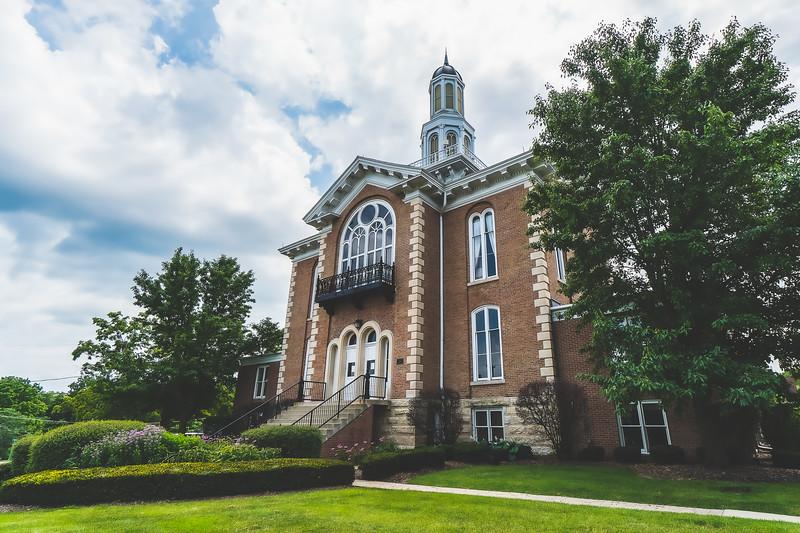 Kendall County Illinois Courthouse