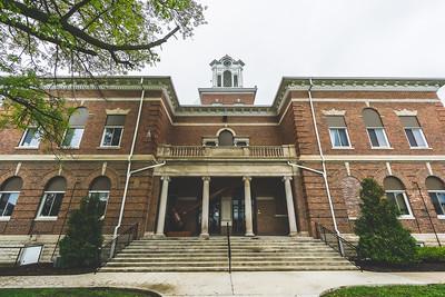Clark County Illinois Courthouse