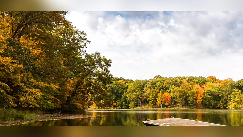 2016 Illinois: Lincoln Trail State Park in Marshall Photo Slideshow