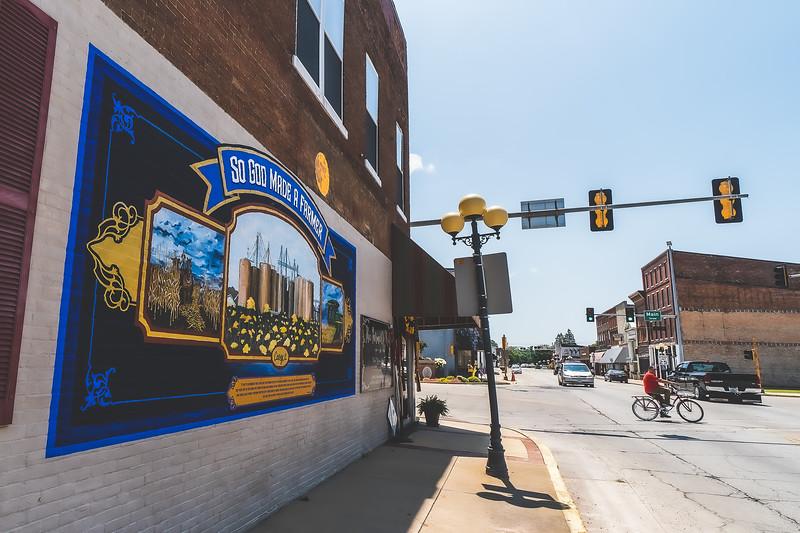 Casey Illinois Roadtrip Pic
