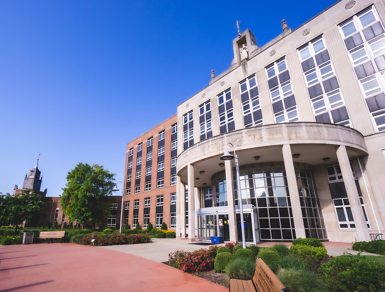 St. Anthony Memorial Hospital in Effingham Illinois