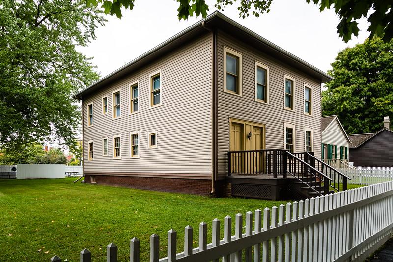 The Allen Miller House
