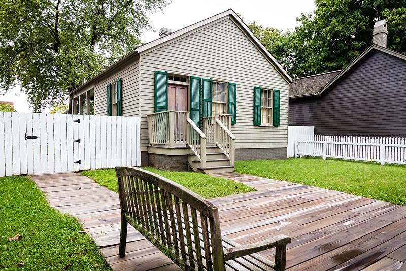 The Julia Sprigg House