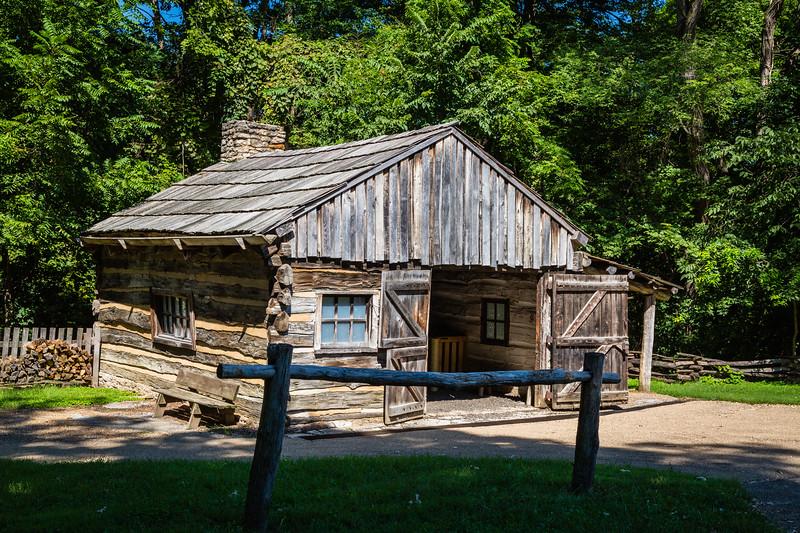Lincoln's New Salem State Park