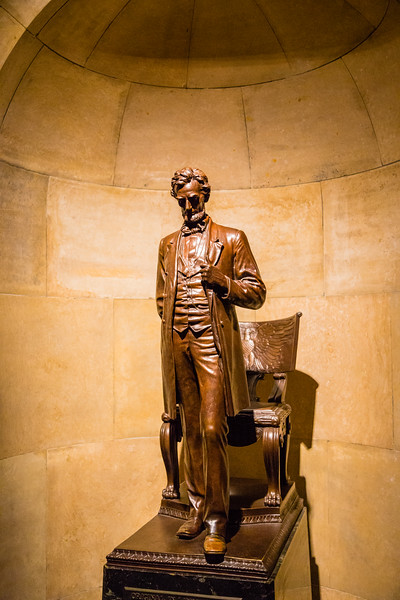 Lincoln Sculptures