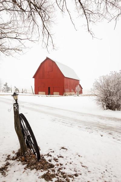Rt. 71 Red Barn