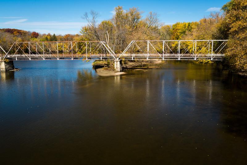 Millbrook Bridge Autumn
