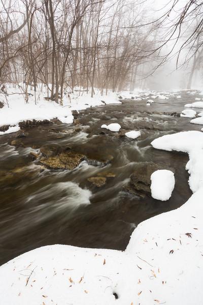 Waubonsee Creek Meltdown #4