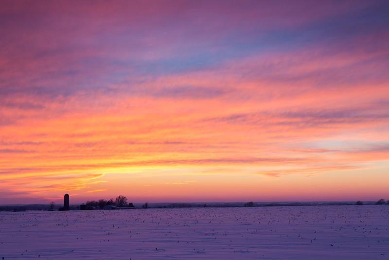 Sunset Strokes