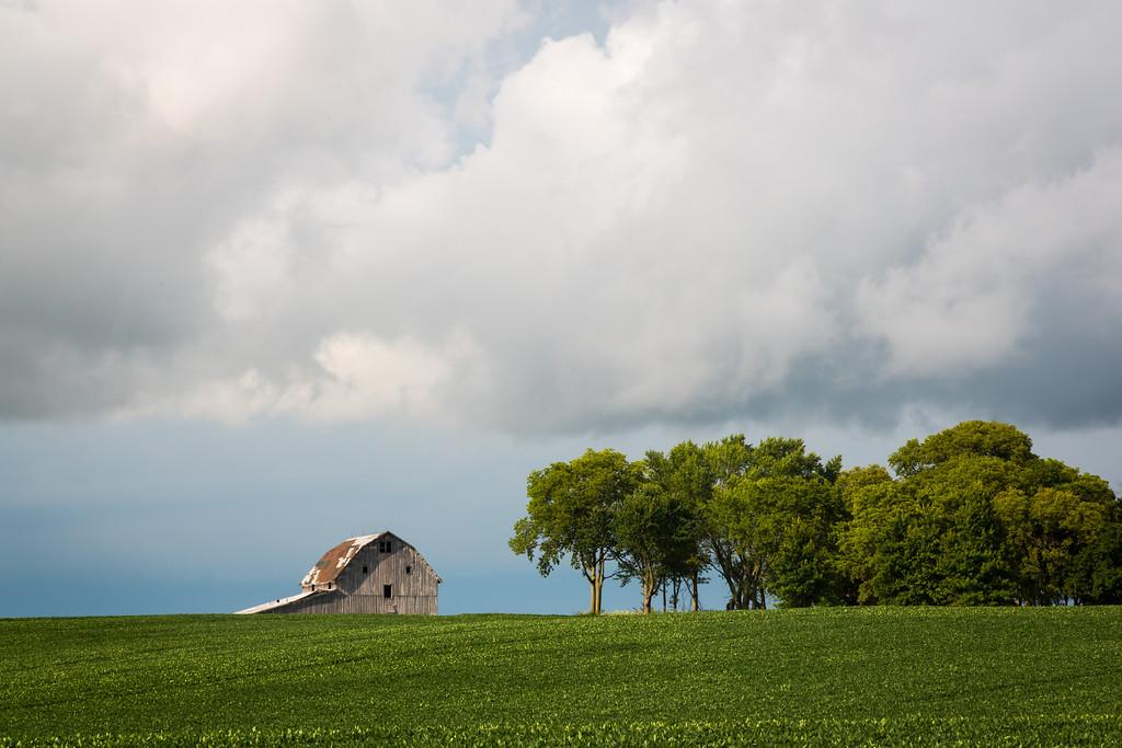 Rural Low Clouds