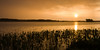 Sunset over the Mississippi River. Savanna, IL<br /> <br /> IL-070526-0030
