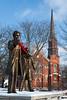 Caleel Statue