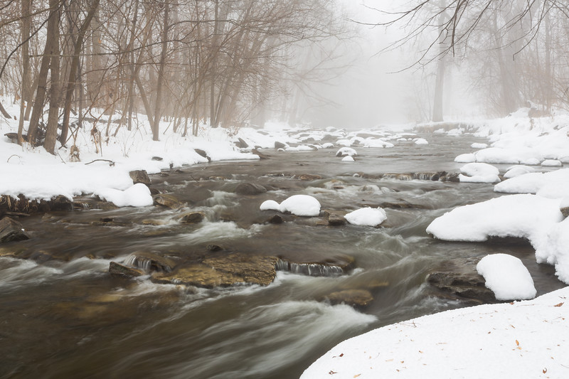 Waubonsee Creek Meltdown #2