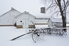 Fidler Farm Barn Winter #2